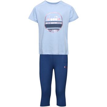 Ruhák Gyerek Együttes Diadora 102175918 Kék