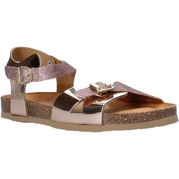Cipők Lány Szandálok / Saruk Bionatura 22B 1005 Rózsaszín