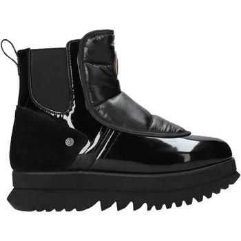 Cipők Női Bokacsizmák Colmar CLAUD B Fekete