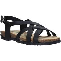 Cipők Női Szandálok / Saruk Bionatura 34A2168-I-GOINER Fekete