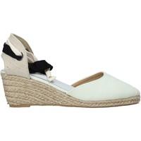 Cipők Női Gyékény talpú cipők Café Noir HR9460 Bézs