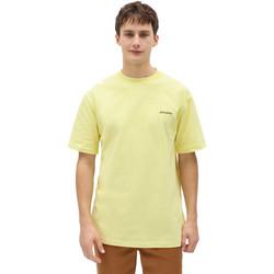 Ruhák Férfi Rövid ujjú pólók Dickies DK0A4X9OB541 Sárga