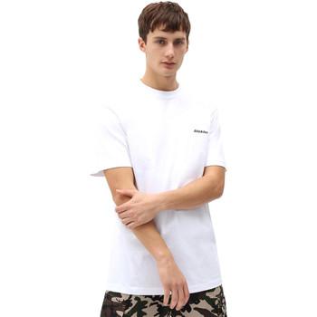 Ruhák Férfi Rövid ujjú pólók Dickies DK0A4X9OWHX1 Fehér