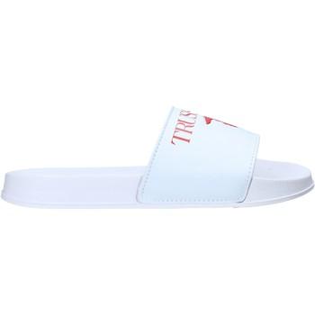 Cipők Férfi strandpapucsok Trussardi 77A00353-9Y099998 Fehér