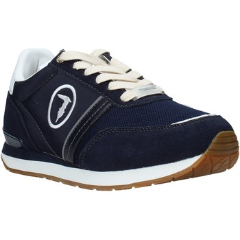 Cipők Férfi Rövid szárú edzőcipők Trussardi 77A00342-9Y099998 Kék