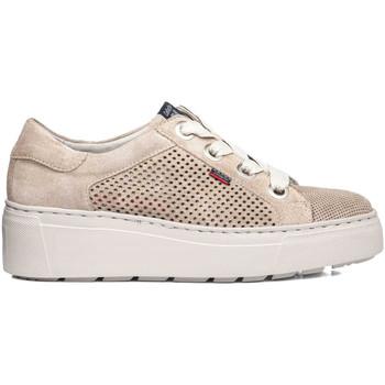 Cipők Női Rövid szárú edzőcipők CallagHan 14929 Bézs