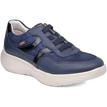 Cipők Női Belebújós cipők CallagHan 17006 Kék