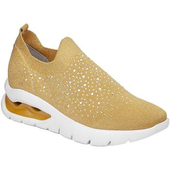 Cipők Női Belebújós cipők CallagHan 45806 Sárga