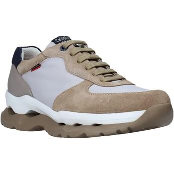 Cipők Férfi Rövid szárú edzőcipők CallagHan 17813 Bézs
