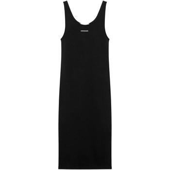 Ruhák Női Hosszú ruhák Calvin Klein Jeans J20J216177 Fekete