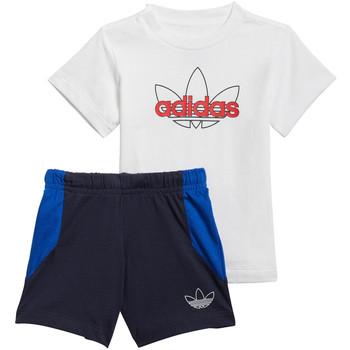 Ruhák Fiú Együttes adidas Originals GN2268 Kék
