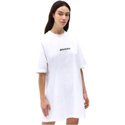 Ruhák Női Rövid ruhák Dickies DK0A4XB8WHX1 Fehér
