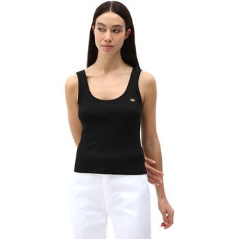 Ruhák Női Trikók / Ujjatlan pólók Dickies DK0A4XB9BLK1 Fekete