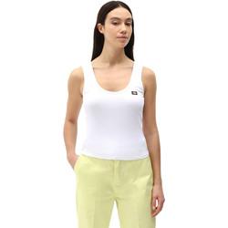 Ruhák Női Trikók / Ujjatlan pólók Dickies DK0A4XB9WHX1 Fehér