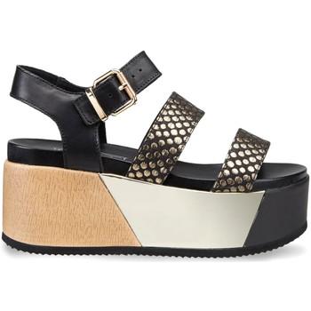 Cipők Női Szandálok / Saruk Cult CLE104338 Fekete