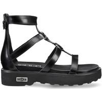 Cipők Női Szandálok / Saruk Cult CLE104333 Fekete