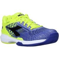 Cipők Férfi Rövid szárú edzőcipők Diadora 101175587 Kék