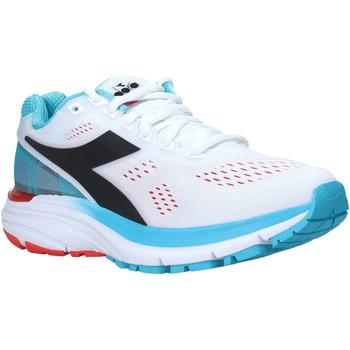 Cipők Női Rövid szárú edzőcipők Diadora 101175619 Fehér