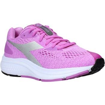 Cipők Női Rövid szárú edzőcipők Diadora 101174884 Rózsaszín