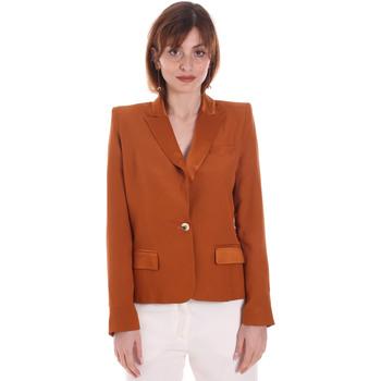Ruhák Női Kabátok / Blézerek Cristinaeffe 0306 2545 Barna