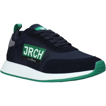 Cipők Férfi Rövid szárú edzőcipők John Richmond 10133/CP C Kék
