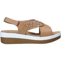 Cipők Női Szandálok / Saruk Susimoda 2011 Barna