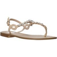 Cipők Női Szandálok / Saruk Keys K-5100 Bézs