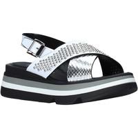 Cipők Női Szandálok / Saruk Keys K-4952 Fehér