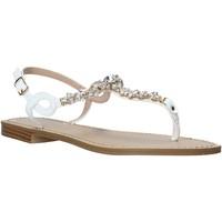 Cipők Női Szandálok / Saruk Keys K-5100 Fehér