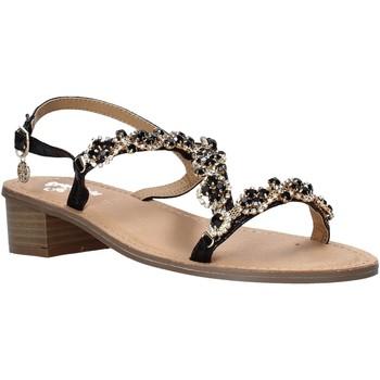 Cipők Női Szandálok / Saruk Gold&gold A21 GL607 Fekete