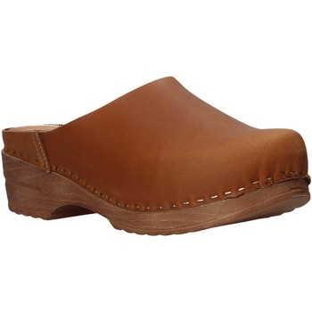 Cipők Női Klumpák Bionatura 77C2072-T-GAUBRA Barna
