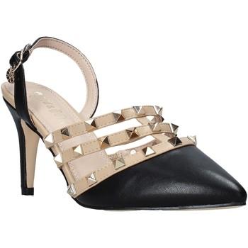 Cipők Női Szandálok / Saruk Gold&gold A21 GP47 Fekete