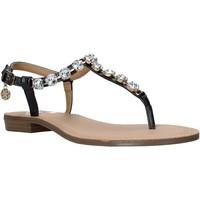 Cipők Női Szandálok / Saruk Gold&gold A21 GL618 Fekete
