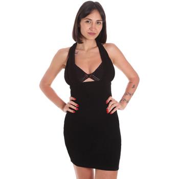 Ruhák Női Rövid ruhák Me Fui M20-0354NR Fekete