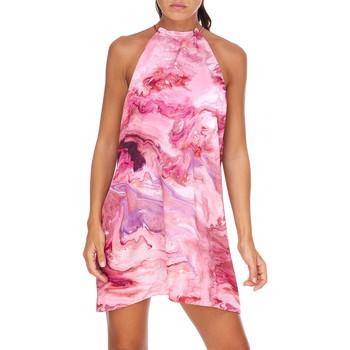 Ruhák Női Tunikák Me Fui M20-0960X1 Rózsaszín