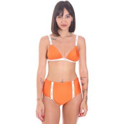 Ruhák Női 2 részes fürdőruhák Me Fui M20-0314AR Narancssárga