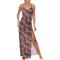 Ruhák Női Hosszú ruhák Me Fui M20-0462X1 Barna