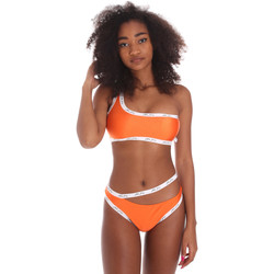 Ruhák Női 1 részes fürdőruhák Me Fui M20-0310AR Narancssárga