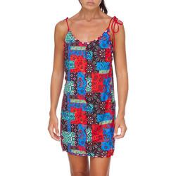 Ruhák Női Rövid ruhák Me Fui M20-0361X1 Piros