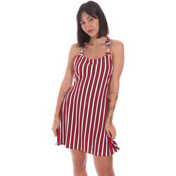 Ruhák Női Rövid ruhák Me Fui M20-0364U Piros