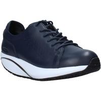 Cipők Női Rövid szárú edzőcipők Mbt 702679 Kék
