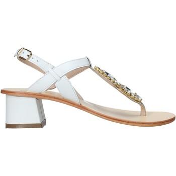 Cipők Női Szandálok / Saruk Keys K-5170 Fehér