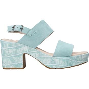 Cipők Női Szandálok / Saruk CallagHan 28801 Zöld
