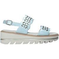 Cipők Női Szandálok / Saruk CallagHan 22720 Zöld