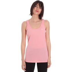 Ruhák Női Trikók / Ujjatlan pólók Diadora 102175885 Rózsaszín