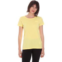 Ruhák Női Rövid ujjú pólók Diadora 102175886 Sárga