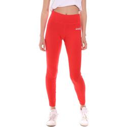 Ruhák Női Legging-ek Diadora 102175702 Piros