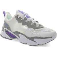 Cipők Női Rövid szárú edzőcipők Lumberjack SW97111 002EU Z63 Fehér