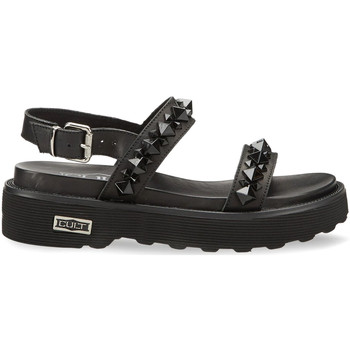 Cipők Női Szandálok / Saruk Cult CLW328600 Fekete