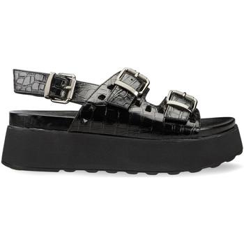 Cipők Női Szandálok / Saruk Cult CLW327301 Fekete